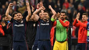 أتلتيكو مدريد أول الواصلين إلى ميلانو