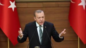 """أردوغان: تركوا تركيا وحدها بمواجهة """"داعش"""".. والعالم لم يهتم بتفجيرات أنقرة مثلما فعل بباريس وبروكسل"""
