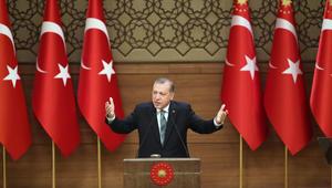 أردوغان: الدول الغربية تستقبل الإرهابيين ومن وصلوا إلى الحكم عبر انقلابات عسكرية على سجاد أحمر