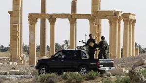 داعش يعود إلى تدمر