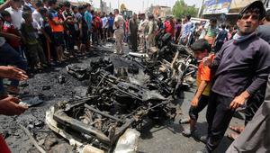 أكثر من 90 قتيلا في 3 تفجيرات بالعراق.. وداعش يتبنى