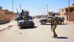 حظر تجول في الرطبة واشتباكات بين داعش والقوات العراقية