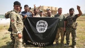عمليات استعادة الفلوجة من داعش.. الحشد الشعبي: رفع علم العراق في سن الذبان وجسر آلبوعلون