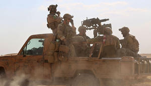 مصدر لـCNN: الجيش الأمريكي يسحب قوات خاصة بعد قصف النظام السوري على الحسكة