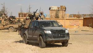 """تركيا تحذر أمريكا من تسليح """"قوات حماية الشعب"""" الكردية"""