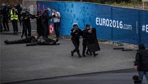 """كاميرون يحذر من """"تهديد إرهابي خطير"""" لكأس الأمم الأوروبية في فرنسا"""