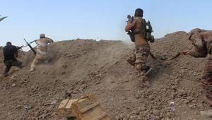 """مصدر لـCNN: قتلى بصفوف القوات العراقية بعد محاولة لدخول """"النعيمية"""" جنوب الفلوجة الثلاثاء.. وداعش يزعم قتل 25 وتدمير 6 آليات"""