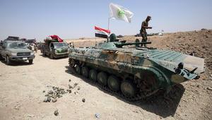 العراق: مقتل العشرات من داعش جنوبي الفلوجة في غارات للتحالف الدولي على مركز قيادة وشبكة أنفاق