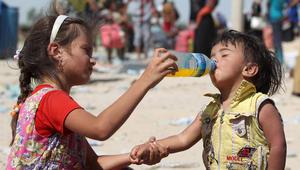 قيادة العمليات المشتركة العراقية: داعش ارتكب مجزرة ضد مدنيين حاولوا الخروج من الفلوجة