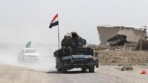 """الجيش العراقي يعلن """"تحرير"""" أول حي بالفلوجة.. والأمم المتحدة تدعو إلى احترام حقوق المدنيين الهاربين من المدينة"""