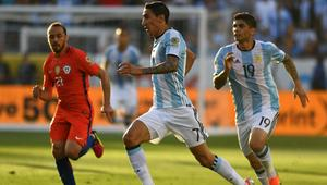 الأرجنتين تثأر من تشيلي وبنما تحقق فوزا تاريخيا