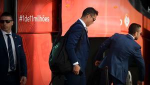 البرتغال آخر الواصلين إلى فرنسا للمشاركة ببطولة اليورو 2016