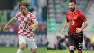 تركيا وكرواتيا في مباراة فاصلة تاريخيا