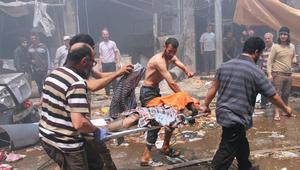 المرصد السوري: غارات على إدلب ومعرة النعمان تقتل أكثر من 27 شخصا