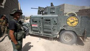 العراق: الشرطة الاتحادية تحرير قائم مقامية الفلوجة والقوات تطوق مستشفى المدينة