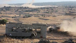 افيخاي ادرعي: الجيش الإسرائيلي أغار على هدفين تابعين للجيش السوري النظامي