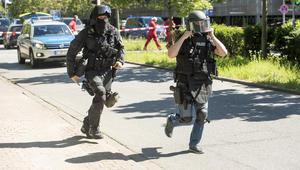 التلفزيون الألماني: إصابة 25 شخصا على الأقل إثر إطلاق نار في سينما بمدينة فرنهايم