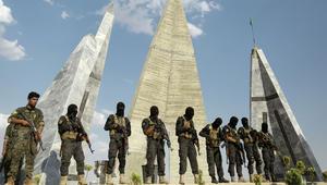 المرصد: قوات سوريا الديمقراطية تسيطر بالكامل على مدينة منبج وتدفع داعش للتراجع