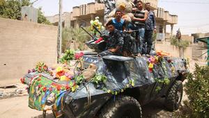 """""""هيومن رايتس ووتش"""": تحقيق الحكومة العراقية حول انتهاكات الحشد الشعبي في الفلوجة """"محفوظ طي الكتمان"""""""
