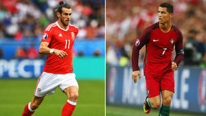 خبرة البرتغال تواجه معجزة ويلز في نصف النهائي