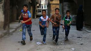 """النظام السوري يعلن عن """"تهدئة"""" لمدة 72 ساعة.. وكيري: نسعى إلى وقف للأعمال القتالية لوقت أطول"""
