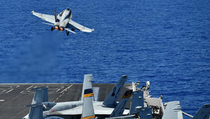 مصدر مسؤول لـCNN: مقاتلات أمريكية تغير وجهتها إلى العراق وتتخلى عن مقاتلي المعارضة السورية