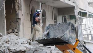 """النظام السوري يعلن تمديد """"التهدئة"""" 72 ساعة.. والمرصد: أكثر من 200 قتيل أغلبهم في حلب وإدلب"""