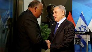 """الخارجية المصرية عن تعاملها مع مشروع قرار """"إدانة الاستيطان"""": نحافظ على التوازن المطلوب"""