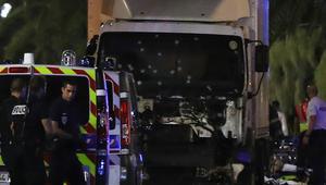 مصادر أمنية: العثور على هوية فرنسي- تونسي داخل شاحنة هجوم نيس