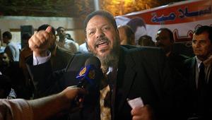 الزيات لـCNN: الأمن اشترط عدم التجمهر خلال استلام جثمان الشيخ عمر عبدالرحمن