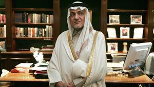 تركي الفيصل: توقيع أمير قطر على اتفاق 2015 اعتراف بدعم الدوحة للإرهاب