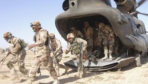 """غارات القوات العراقية والتحالف الدولي تكبد """"داعش"""" خسائر بالفلوجة والأنبار ونينوى"""