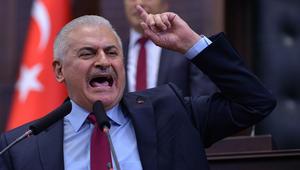 يلدريم: قوى خارجية تحاول تدمير تركيا لتصبح مثل سوريا والعراق.. وعلى أسياد الإرهاب أن يعلموا أنهم أخطأوا بالعنوان