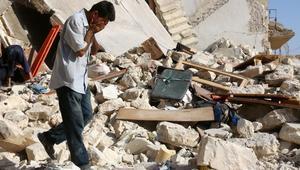 """حزب معارض في سوريا يقطع رأس طفل.. وقادة الجماعة: """"خطأ منفرد"""".. والعفو الدولية: جريمة حرب"""