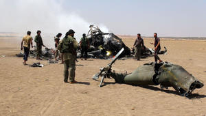 المعارضة السورية: ليس أمام روسيا إلا التفاوض لاستعادة جثث طياريها وليس تكثيف القصف على سراقب