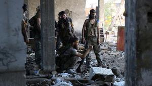 """""""ملحمة حلب الكبرى"""".. رئيس ائتلاف المعارضة السورية: روسيا حاولت إفراغ المدينة.. وهذه رسالة لهم ولإيران وللأسد"""