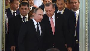 """تركيا: """"آلية ثلاثية"""" مع روسيا حول الأزمة السورية.. ومتفقون على وقف إطلاق النار والمساعدات والحل السياسي"""