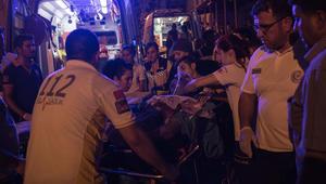 أردوغان: داعش على الأغلب المسؤول عن هجوم غازي عنتاب
