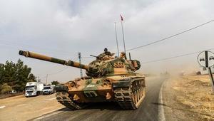 أردوغان قرب الحدود السورية: لن نترك الإرهاب داخل حدودنا أو بالقرب منها