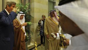 كيري في السعودية: اتفاق على خطة لاستئناف محادثات السلام اليمنية