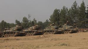 المرصد السوري: مقتل 35 مدنياً في غارات تركية جنوب جرابلس.. وأنقرة: مقتل 25 إرهابياً