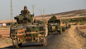 الجيش التركي يعلن السيطرة الكاملة على مدينة الباب السورية