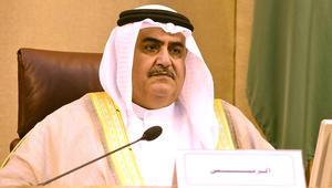 وزير خارجية البحرين عن قطر: السب والشتم لا يأتي ممن تربطنا به وشائج قربى