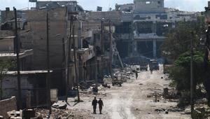 في أول خرق للهدنة.. طائرات حربية تستهدف مناطق بحلب