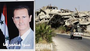 الأسد: سوريا تسير بخطوات ثابتة نحو الانتصار