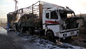 مقتل رئيس فرع الهلال الأحمر السوري بقصف قافلة المساعدات.. والأمم المتحدة لـCNN: إيقاف الإغاثات إلى سوريا لا زال مستمرا