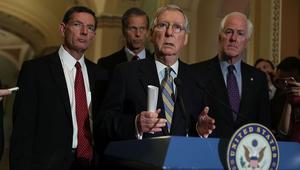 زعيم الجمهوريين في مجلس الشيوخ الأمريكي: لم نأخذ الوقت الكافي لدراسة عواقب قانون جاستا