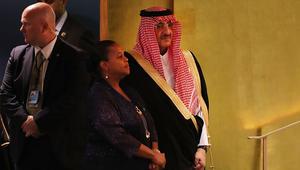 """ولي العهد السعودي يدعو إيران إلى """"حسن الجوار"""""""