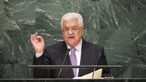 """بعد خطاب كيري.. محمود عباس: ملتزم بـ""""السلام العادل"""".. وفرنسا """"تحيي شجاعة"""" أمريكا"""
