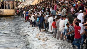 القوات المسلحة المصرية: أوقفنا 12 ألف شخص من الهجرة غير الشرعية في 2016